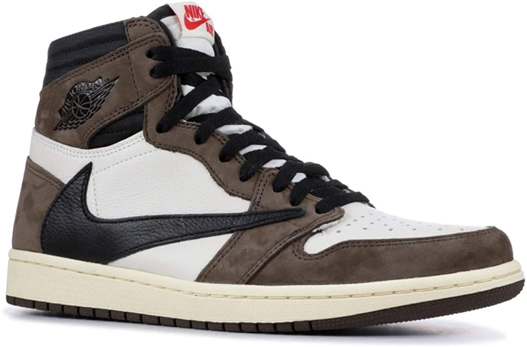 AIR JORDAN 1 High OG TS SP 'Travis Scott' - Coleccionista