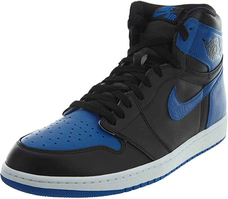 Nike Air Jordan 1 Retro Royal - Black Royal-White Traine