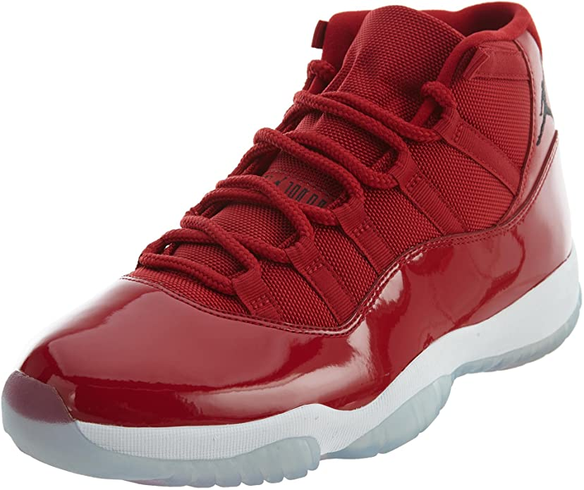 Zapatillas Nike Air Jordan 11 Retro Gym Red Black-White