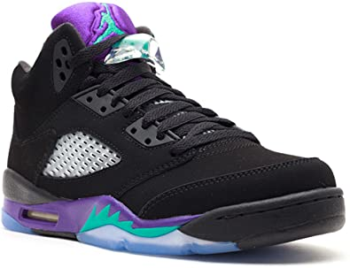 Nike GS Air Jordan 5 Retro 'Black Grape'