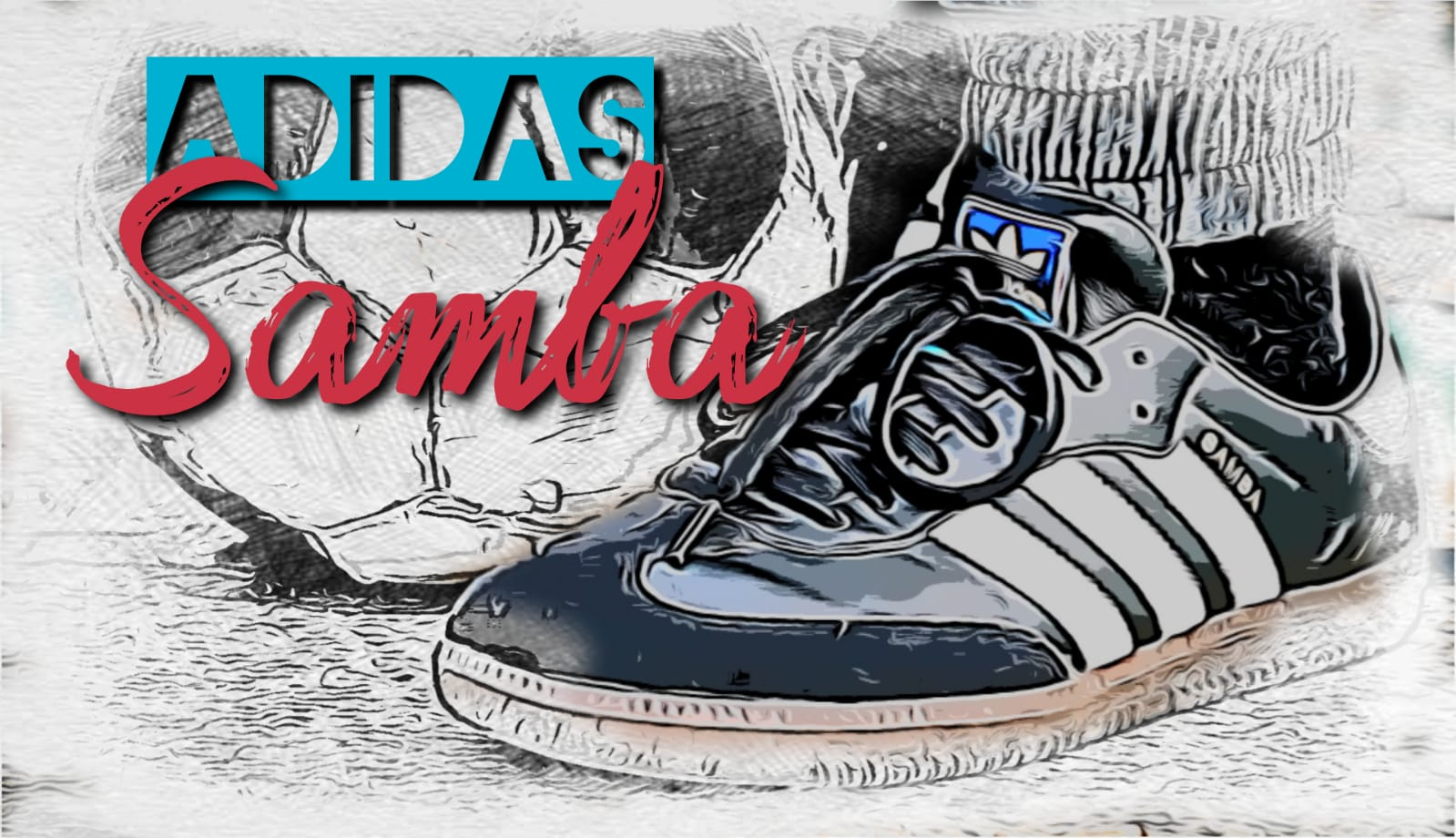 Zapatillas adidas samba retro